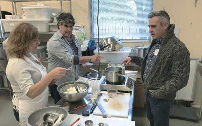 Hazelnut industry aims to inspire culinary uses