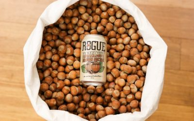 Rogue Ales Releases Hazelnut Brown Nectar in Cans
