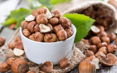 8 Health Benefits of Hazelnuts