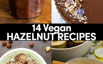 14 Delicious Vegan Hazelnut Recipes