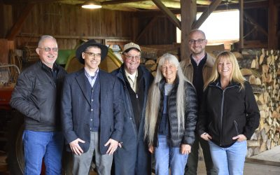USDA Foreign Ag Assistant Deputy Administrator, Bill Bomersheim, Visits Oregon Hazelnut Industry with Goal to Build on New Partnership and Grow Hazelnut Exports