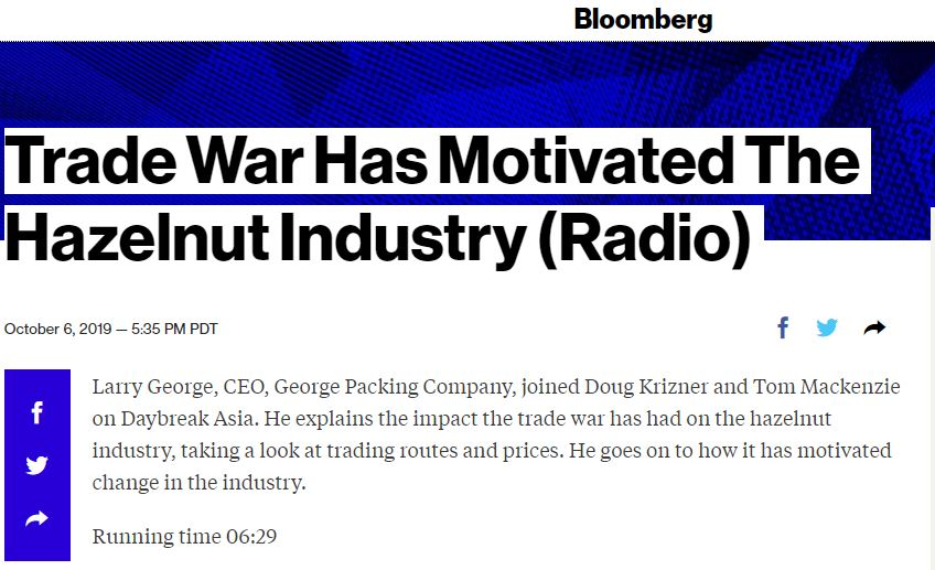 Bloomberg Radio 10-06-19