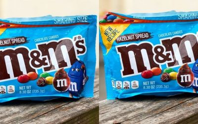 Hazelnut M&M's Have A Brand-New Recipe And People Think It's A Big Improvement Upon The Original