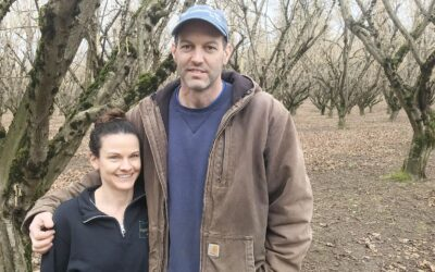 Western Innovator: Couple takes on sweet side of hazelnuts